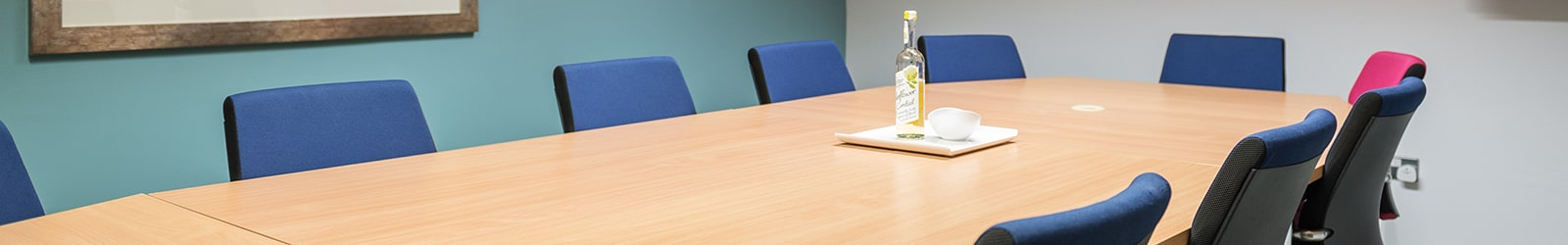 Small Meeting Rooms Banner 2